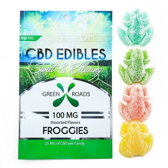 Picture of CBD Froggies 25mg