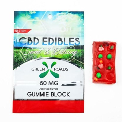 Picture of CBD Blocks 30mg