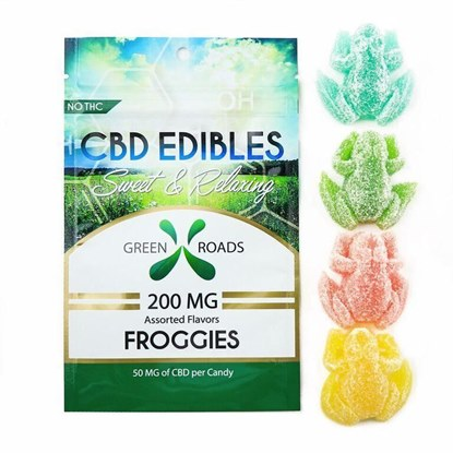 Picture of CBD Froggies 200mg
