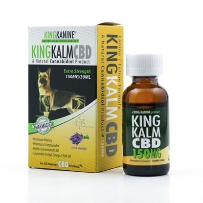 Picture of CBD Pets  150mg Kingkalmcbd Canine Feline