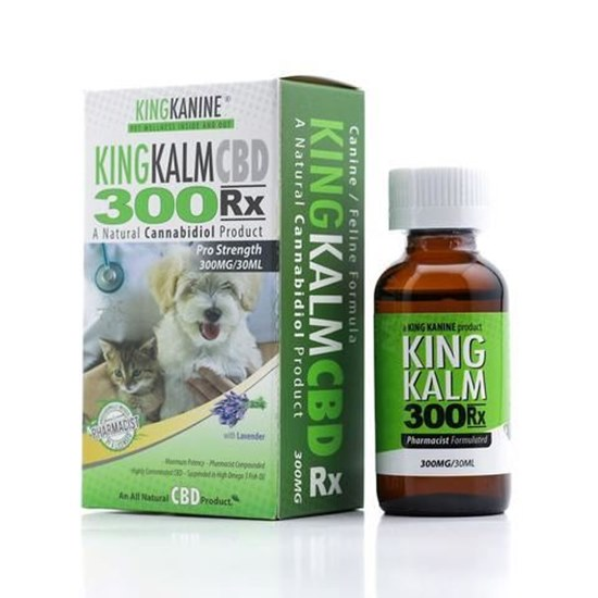 Picture of CBD Pets  300mg Kingkalmcbd Canine Feline