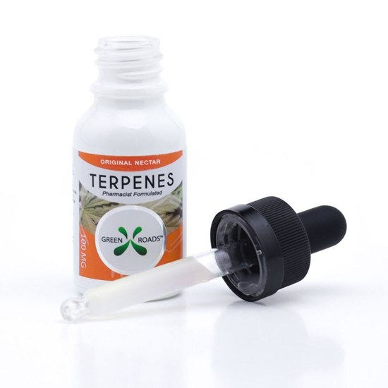Picture of CBD Terpenes 100mg Tincture OG
