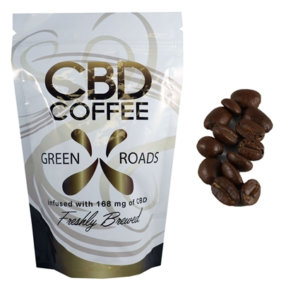 Picture of CBD Coffee 3oz Bag