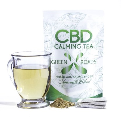Picture of CBD Tea 7.6mg Bag