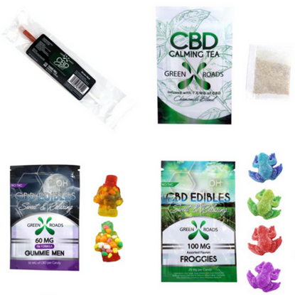 Picture of CBD Bundles Relax Box