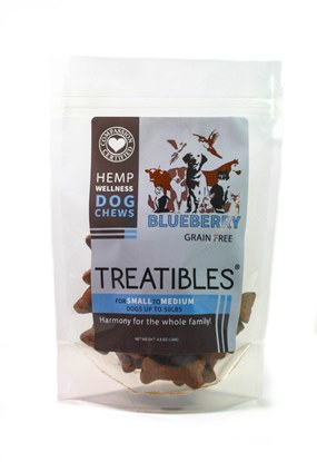 Picture of CBD Pets 3mg Chews - Blueberry
