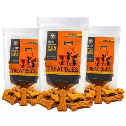 Picture of CBD Pets Packs Chews - Pumpkin