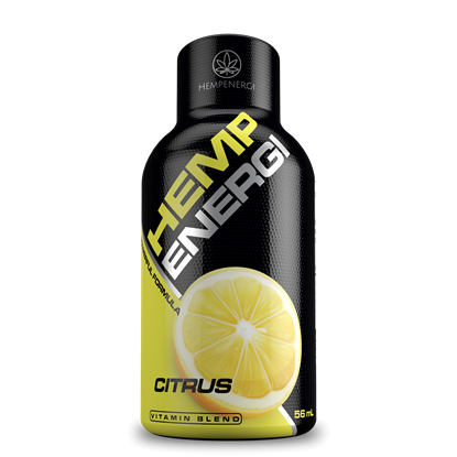 Picture of CBD Energy Drink Citrus