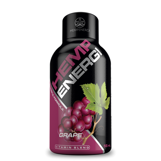Picture of CBD Energy Drink Grapes
